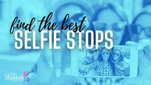 Top 5 Selfie Stops in Shawnee, OK