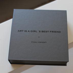 ART IS A GIRL'S BEST FRIEND