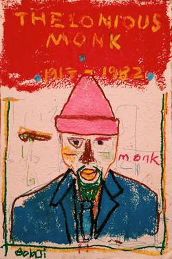 Thelonious Monk. 2016
