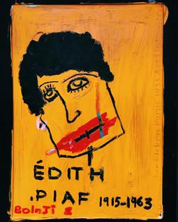 Édith Piaf. 2016