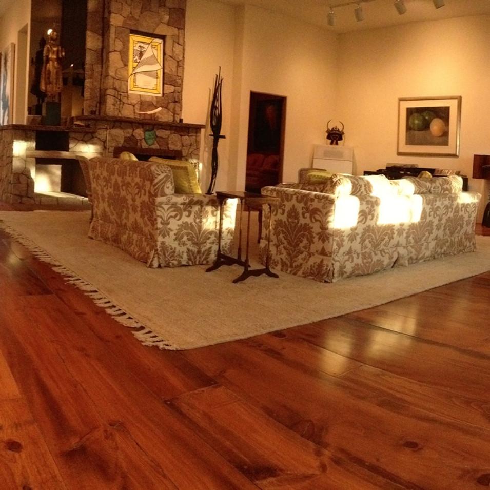 Very Wide Plank Flooring