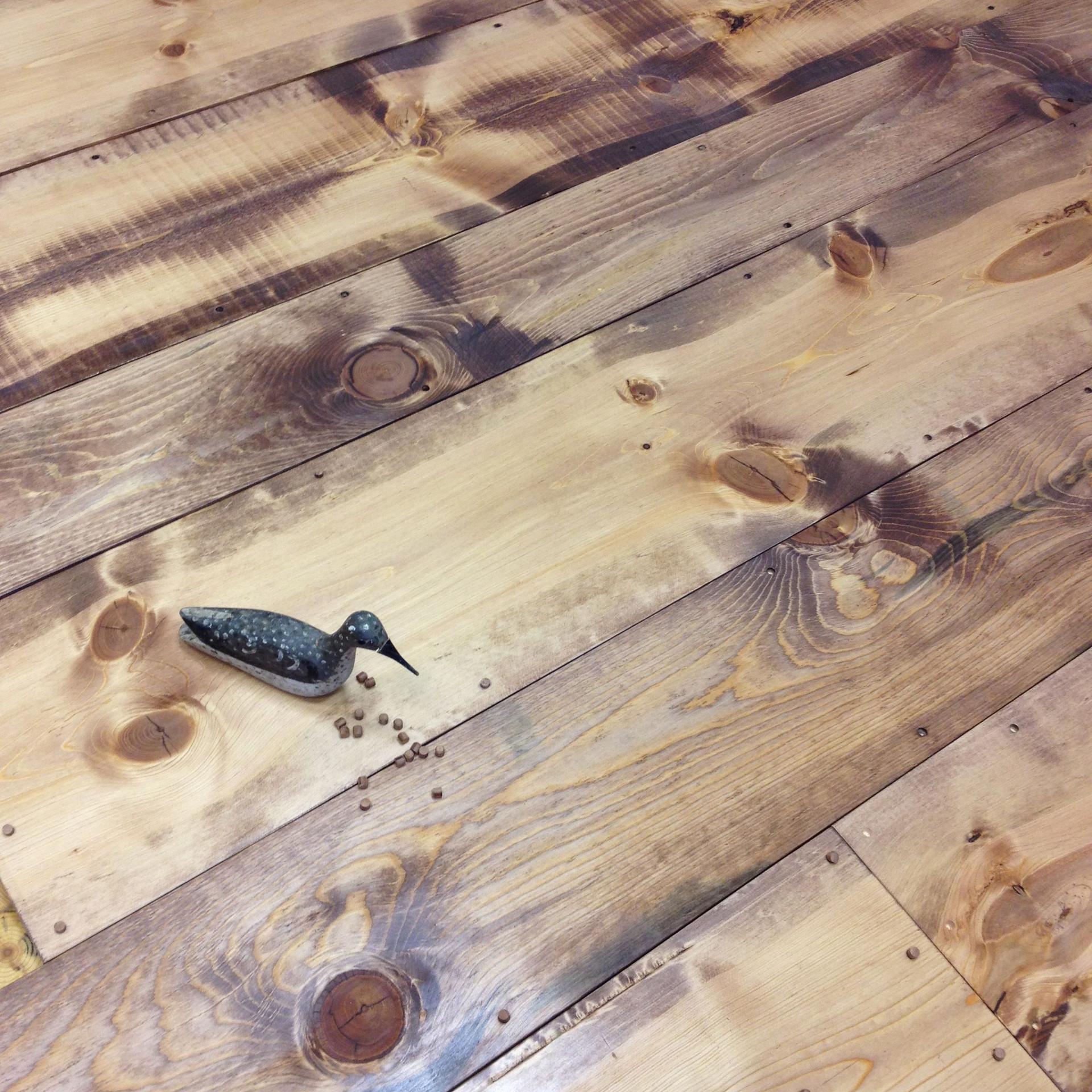 Ultra Wide Plank Flooring