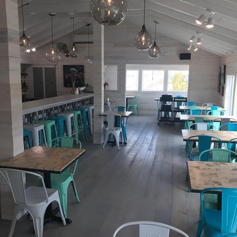 Shark Bar, NC, Custom Interior