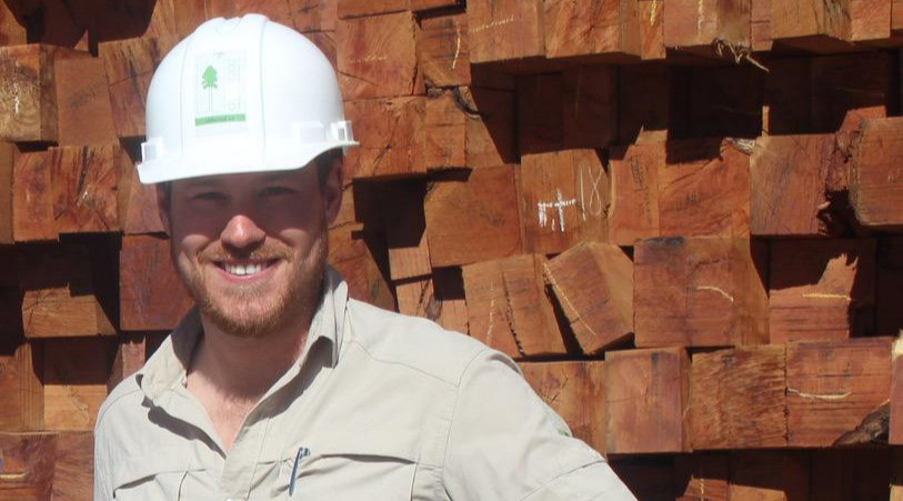 """Shiloh Old honored as a member of the US woodworking industry's """"40 Under 40"""" Class of 2020."""