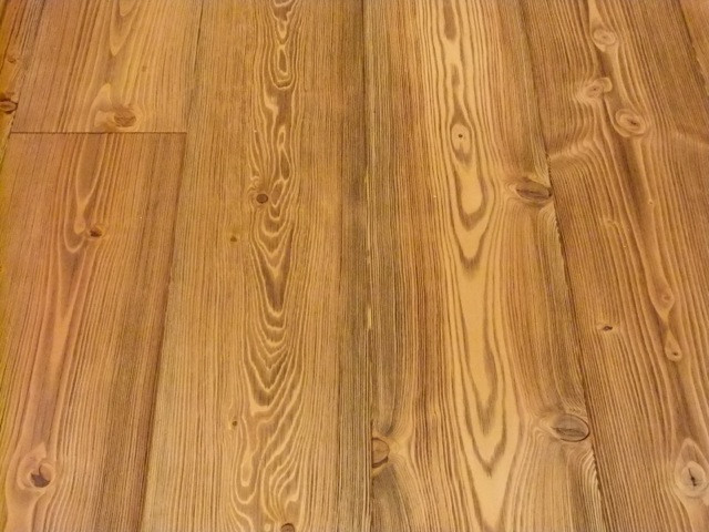 Douglas Fir, Wirebrushed with OW#2 stain