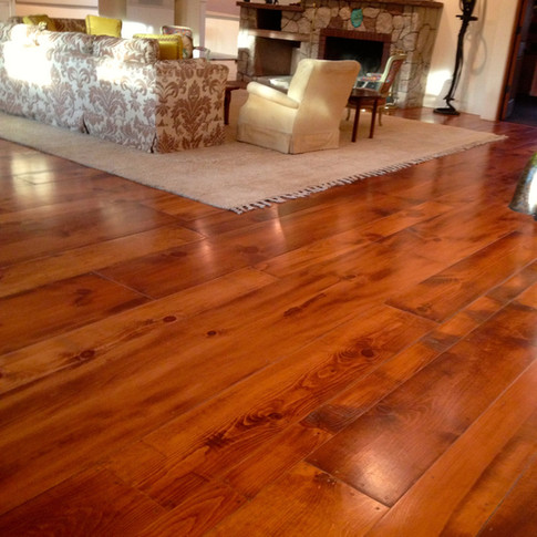 Very Wide Plank Flooring