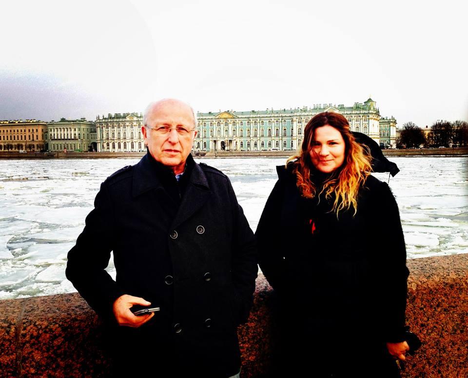 Sasha Klein the producer and Anat Zalman