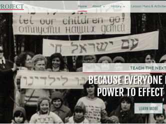Soviet Jewry heroic struggle  FREE CURRICULUM:NOW AVAILABLE!