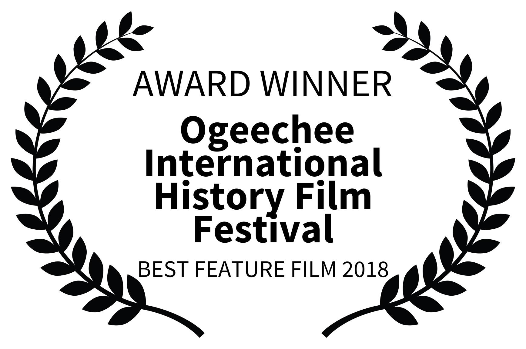 AWARD WINNER -  Ogeechee International H