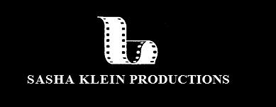 Sasha Klein logo invert