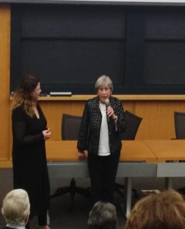 Anat Zalmanson Kuznetsov & Taitana Bonner Yankelevich