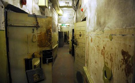 KBG Prison, Riga