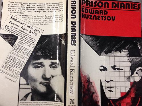 Kuznetsov's 1974 Book Personally Dedicated To You!