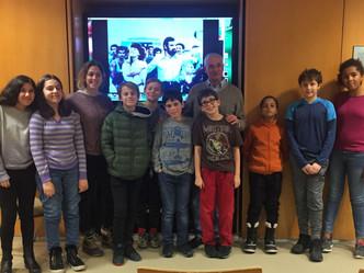 Tween screening at JCC Manhattan - Operation Wedding documentary about Soviet Jewry Struggle