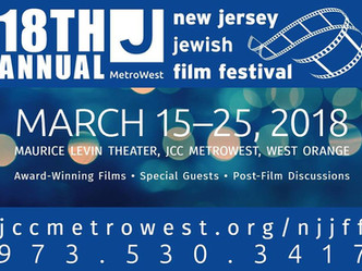 NJ Jewish Film Festival screening Operation Wedding with group member, Israel Zalmanson