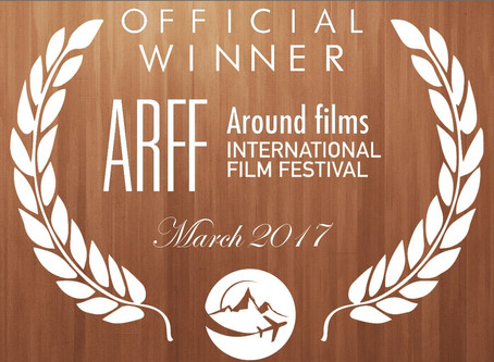 Operation Wedding won the GLOBE AWARD at Around Film Festival Berlin for March 2017 competition!