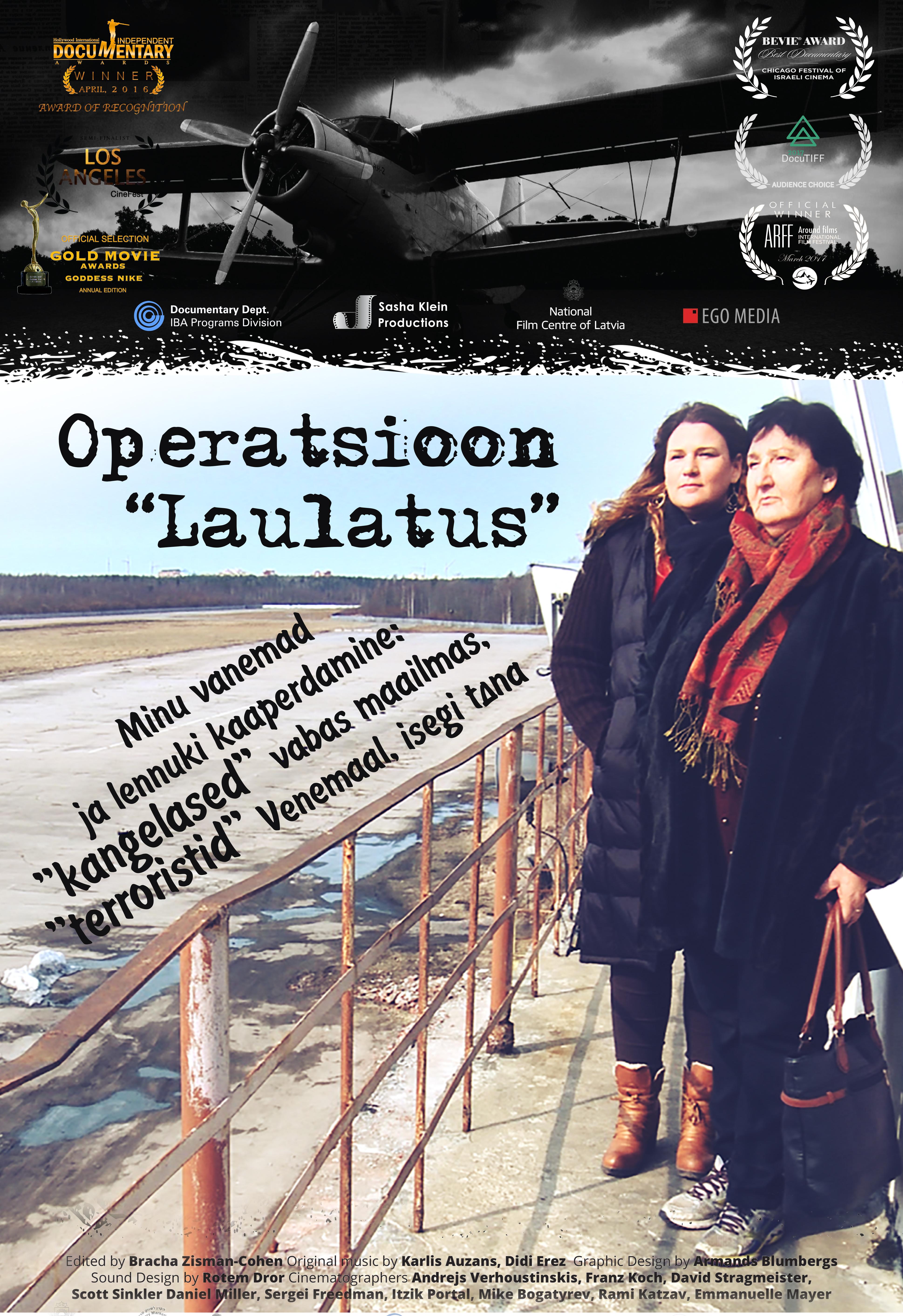 Estonian_Poster Operation Wedding