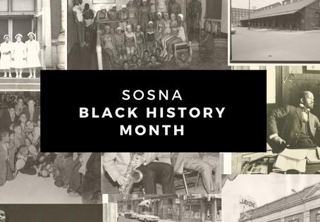 SOSNA Black History Month