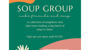SOSNA Soup Group is BACK!