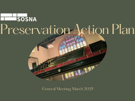 March General Meeting RECAP