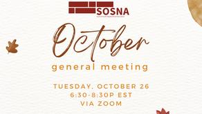 SOSNA Q4 General Meeting