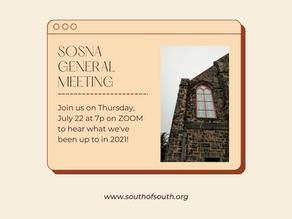 Q2 2021 General Meeting