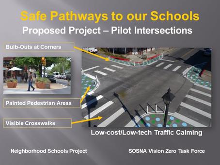 Coming to a school crosswalk near you!