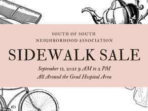 SOSNA Sidewalk Sale