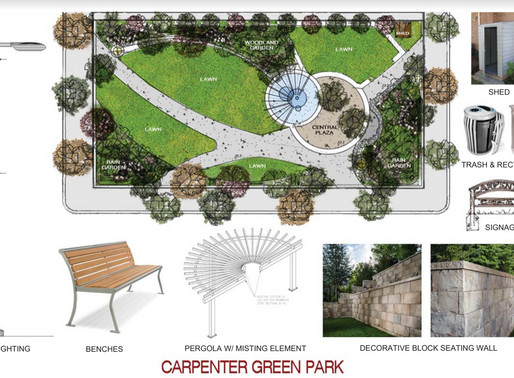 Carpenter Green Update