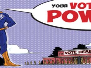 Primary Election Day is Tuesday, May 18th!