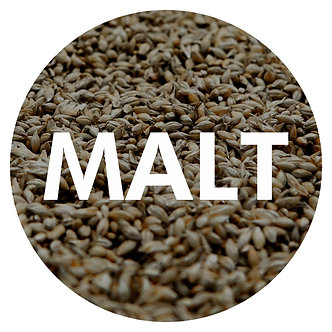Crushed Malt (choose your variety)