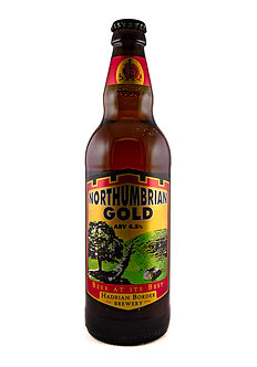 Northumbrian Gold 500ml Bottle (x12)