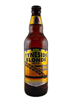 Tyneside Blonde 500ml Bottle (x12)