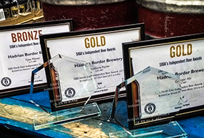Double Gold Winners at SIBA North-East Awards