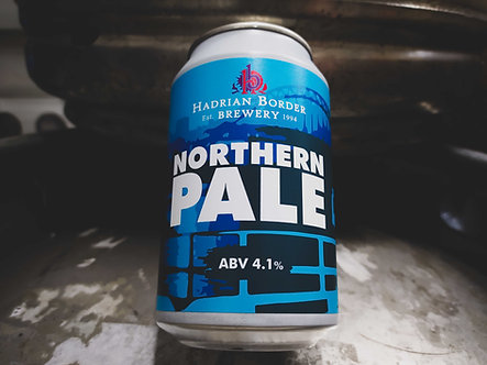 Northern Pale 330ml Can (x12)