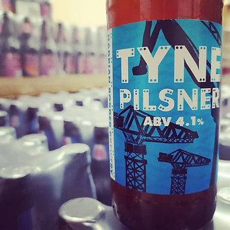 Tyne Pilsner 330ml Bottle