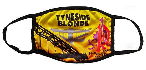 Tyneside Blonde Face Mask