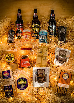 'Friends in the North' Christmas Hamper