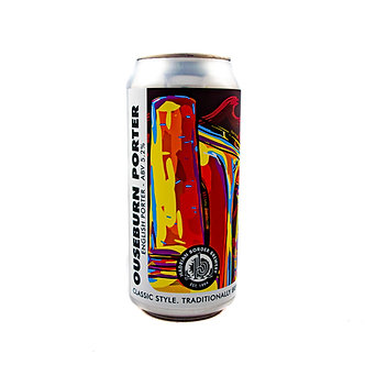 Ouseburn Porter 440ml Can (x12)