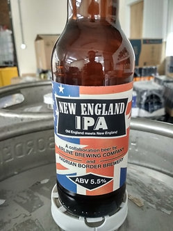 New England IPA 330ml Bottle (x12)