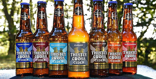 Thistly Cross Mixed 500ml Bottles (x12)
