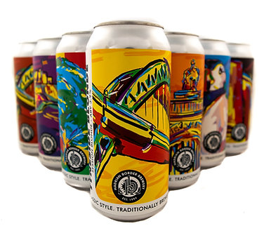 Mixed 440ml Cans (x12)