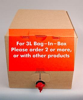 3L Bag-in-Box - Cider