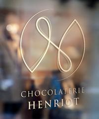 CHOCOLATERIE HENRIOT   Création de marque