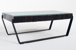 sherman coffee table