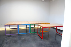 levitated toy factory tables