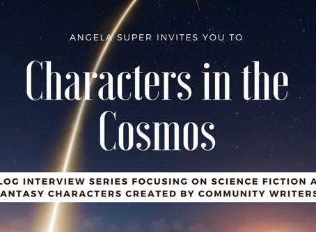 Characters in the Cosmos: Meet Centauri