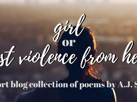 Girl or Just Violence from Here: Poem Eighteen