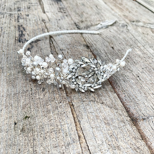Victoria Jewelled Headpiece