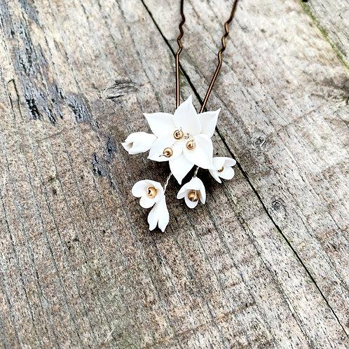 Lia Floral Hair Pin